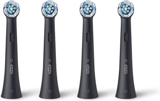 Oral-B iO Ultimate Clean Opzetborstels Zwart - 4 Stuks