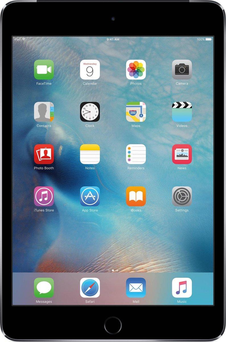 iPad Mini 4 Zwart 32GB Wifi only | Zo goed als nieuw | A grade | 2 Jaar Garantie