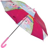 Unicorn Paraplu Unicorn Meisjes 70 X 60 Cm Roze