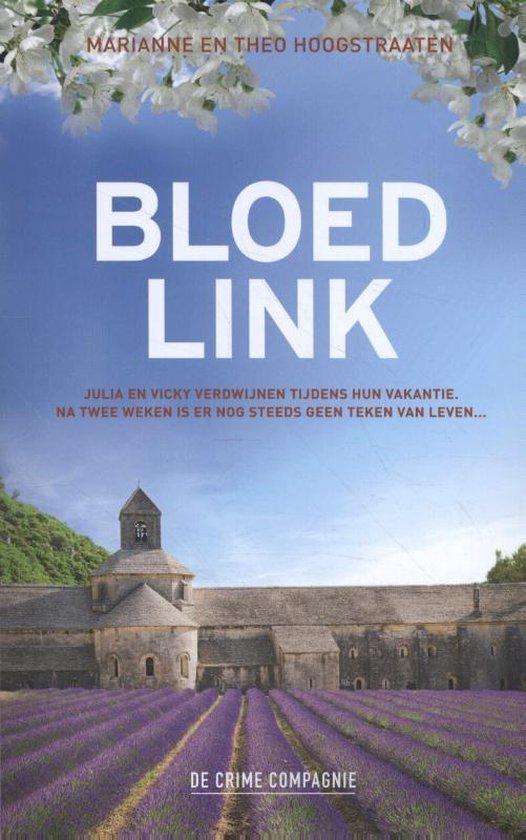 Boek cover Bloedlink van Marianne Hoogstraaten (Paperback)
