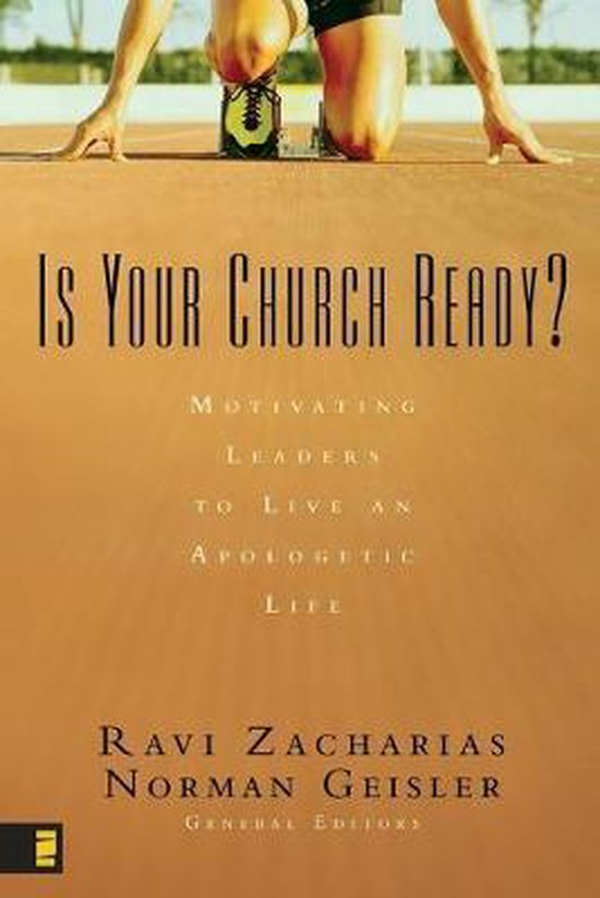 Boek cover Is Your Church Ready? van Ravi Zacharias (Paperback)