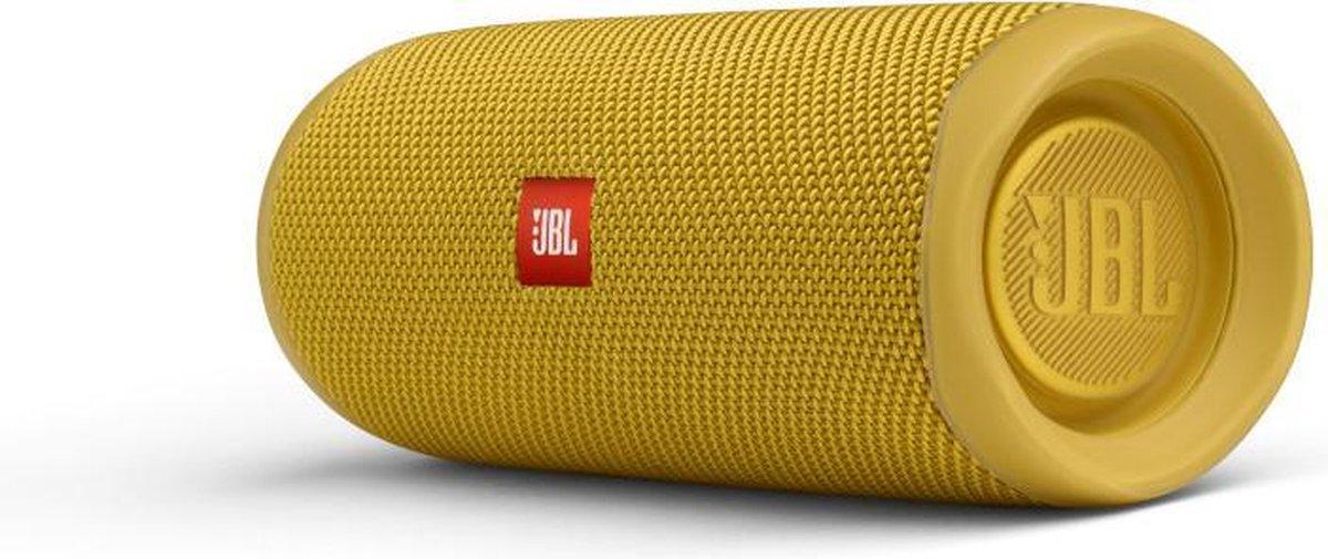 JBL Flip 5 Geel - Draagbare Bluetooth Speaker