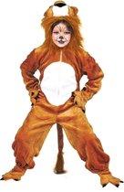 Jumpsuit met kap   Leeuw Simba   Kind   Maat 104