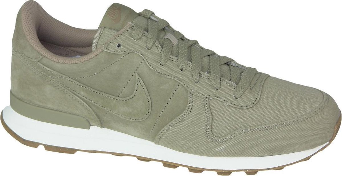 nike internationalist groen heren