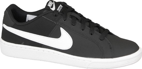 Nike Court Royale Sneakers Dames Sneakers - Maat 37.5 - Vrouwen - zwart/wit
