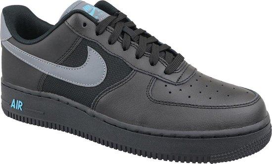 Nike Air Force 1 '07 LV8 BV1278 001, Mannen, Zwart, Sneakers maat: 40 EU