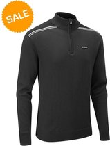 Hydro Sport 1/4 Zip Sweater - Zwart