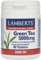Lamberts Green Tea 5000mg - 60 tabletten - Groene Thee