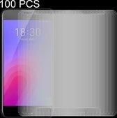 Let op type!! 100 stuks 0 26 mm 9H 2.5D getemperd glas Film voor Meizu M6
