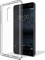Nokia 5 Transparant Hoesje