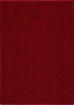 Impression Shaggy Vloerkleed Rood Hoogpolig - 160x230 CM