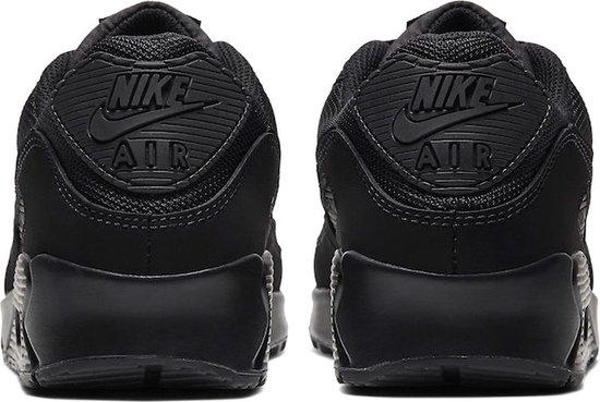 Nike Air Max 90 Heren Sneakers - Wolf Grey/Wolf Grey/Black - Maat 44
