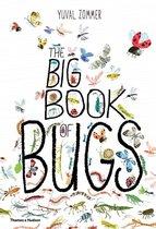 Boek cover The Big Book of Bugs van Yuval Zommer (Hardcover)