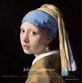 Vermeer maandkalender 2021