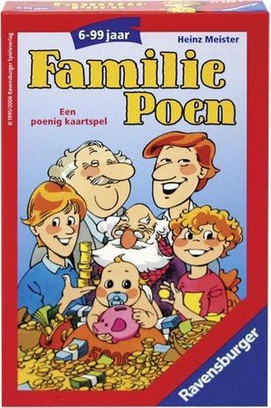 Afbeelding van het spel Ravensburger Spel Familie Poen Pocket