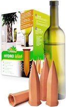 Biogreen Druppelaar terracotta - Wijnfles