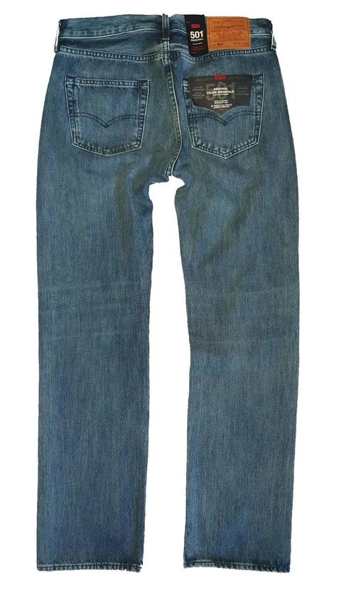 Levi\'s Heren Jeans W32 X L32