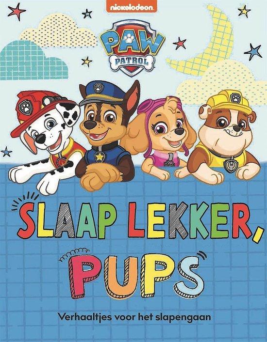 Boek cover Paw Patrol - Slaap lekker, pups van Diverse auteurs (Hardcover)