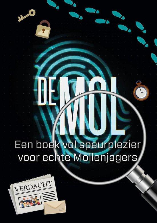 Afbeelding van De Mol Vakantieboek