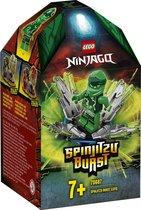 LEGO NINJAGO Spinjitzu Burst Lloyd - 70687