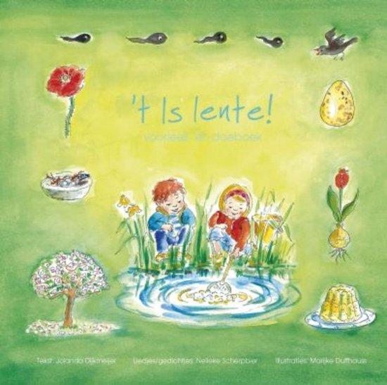 Cover van het boek ''t Is Lente !' van J. Dijkmeyer