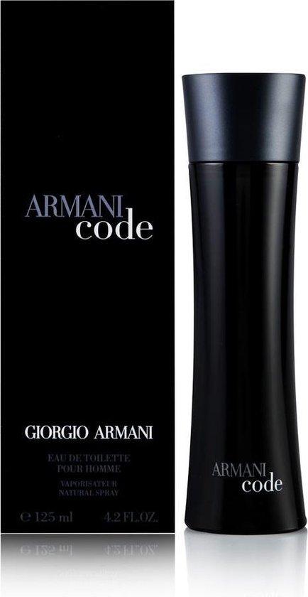 armani code 125