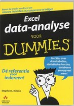 Excel Data-Analyse Voor Dummies