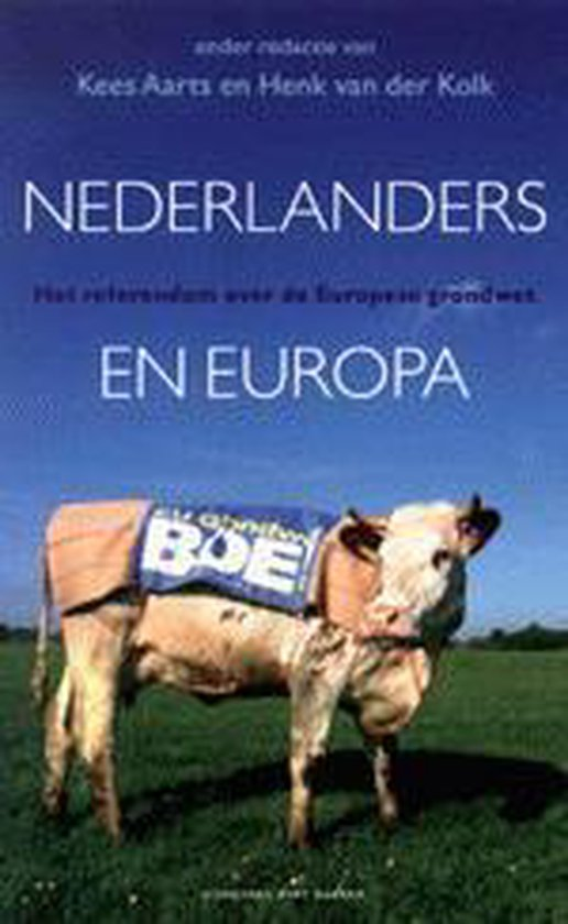 Nederlanders en Europa