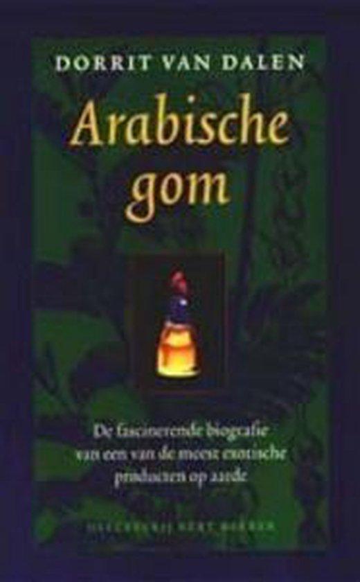 Arabische Gom - Dorrit van Dalen   Fthsonline.com