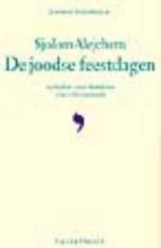 Feest - Sholem Aleichem  