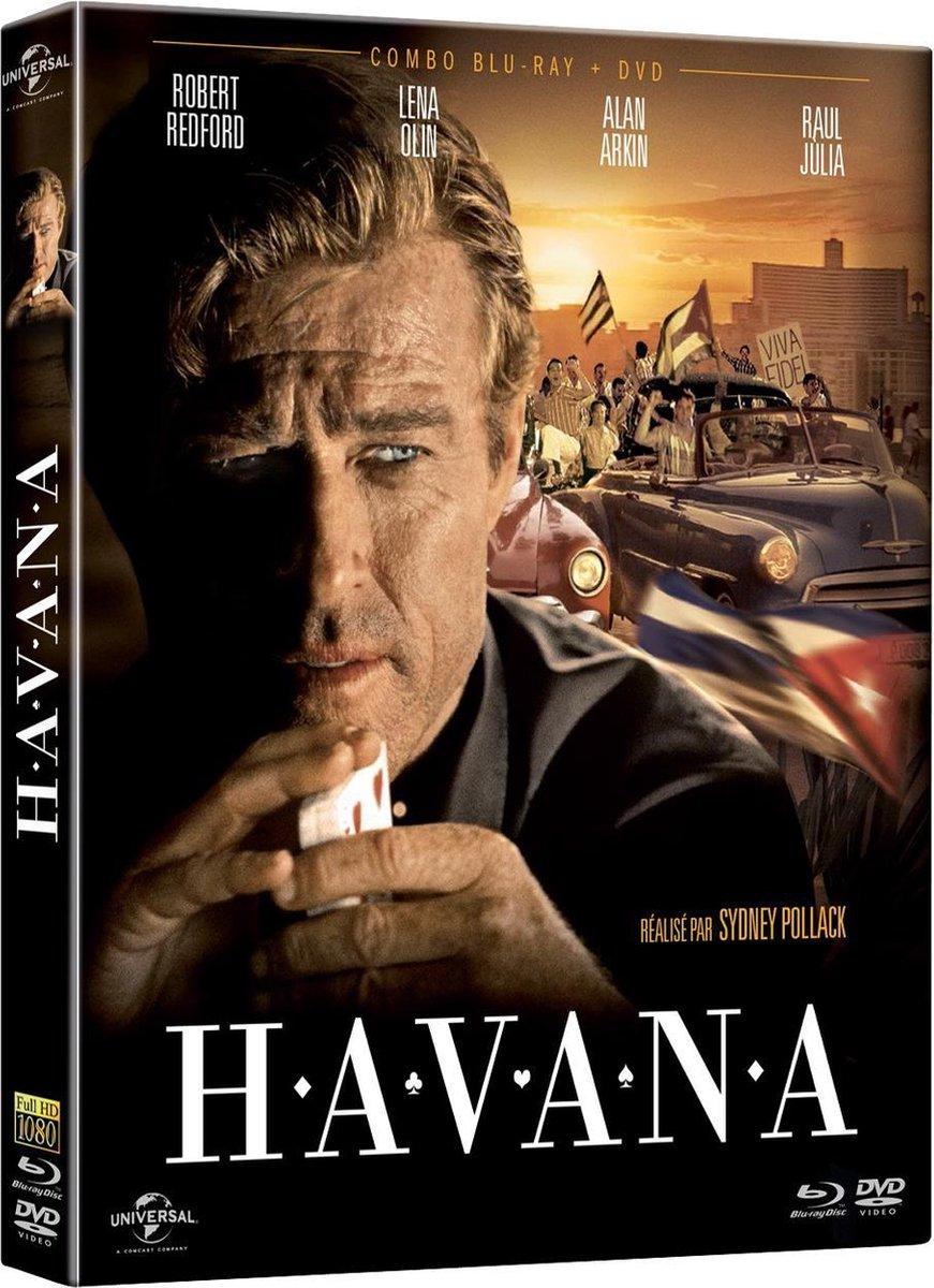 Havana (1990) - Combo DVD + Blu-Ray-