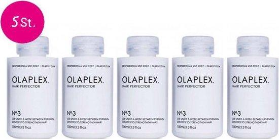 5x Olaplex No.3 Hair Perfector 100ml