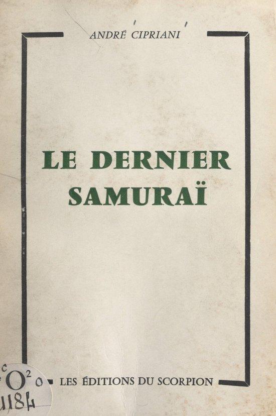 Le dernier Samuraï