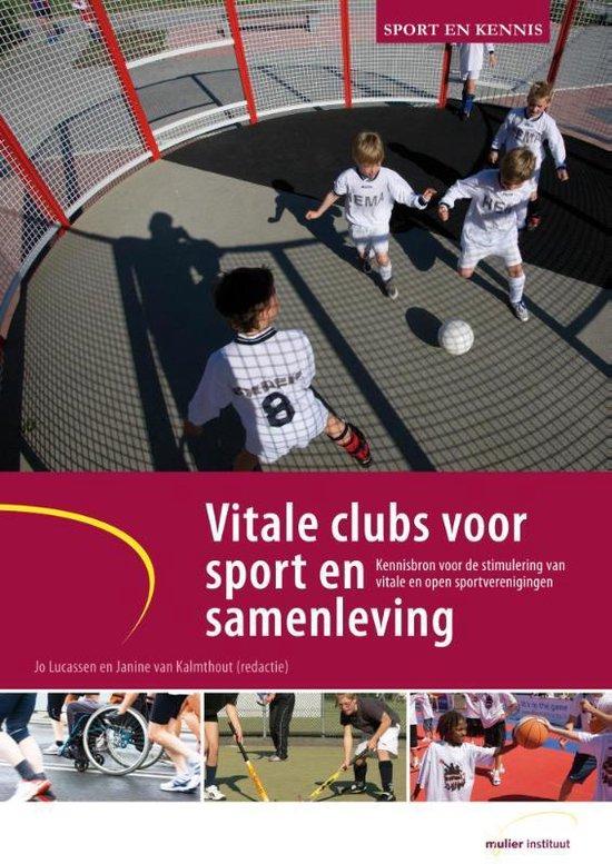 Sport en Kennis - Vitale clubs voor sport en samenleving - none |