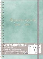 Hobbit schoolagenda 2020/2021 - Afsprakenagenda - D2- formaat A4