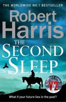 Boek cover The Second Sleep van Robert Harris