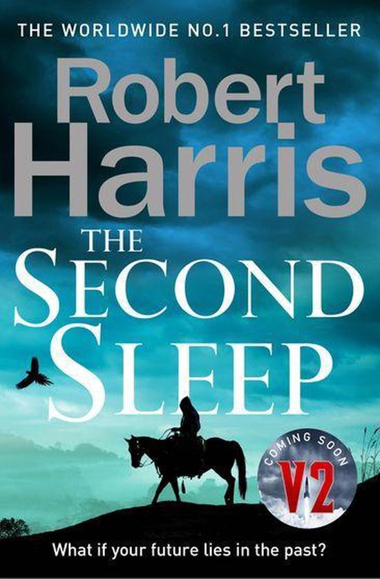 Boek cover The Second Sleep van Robert Harris