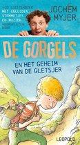 Boekomslag van 'Gorgels - De Gorgels en het geheim van de gletsjer'