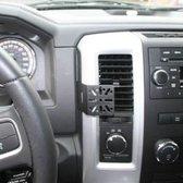 Houder - Dashmount Dodge Ram 2009-2012 Kleur: Zwart