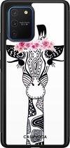 Samsung Galaxy S10 Lite hoesje - Giraffe