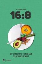 Boek cover 16:8 van Servaas Binge (Paperback)