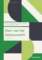 Omslag Boom Juridische studieboeken  -   Kern van het bestuursrecht