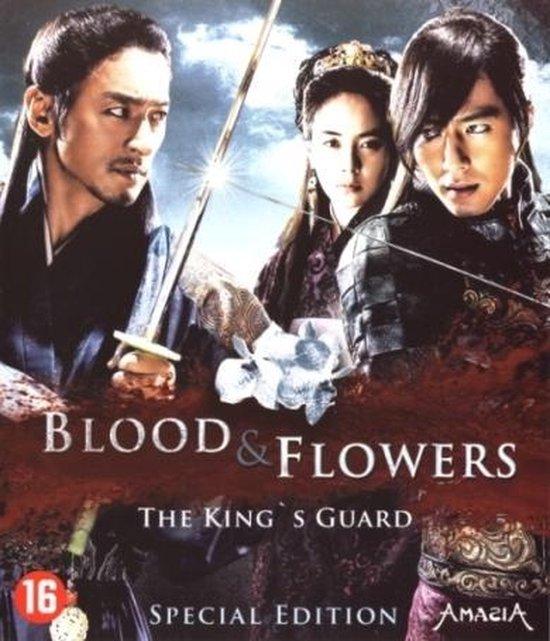 Cover van de film 'Blood & Flowers'