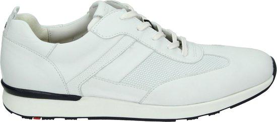 Lloyd Shoes Mannen Veterschoenen Kleur: Wit/beige Maat: 43.5