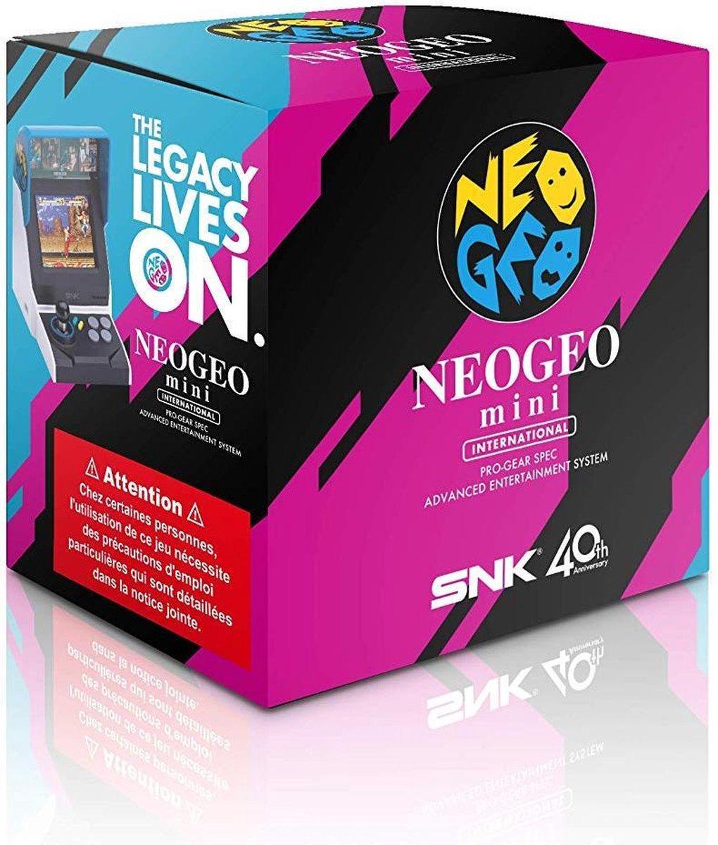 SNK Neo Geo Mini HD International Edition