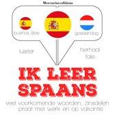 language learning course - Ik leer Spaans