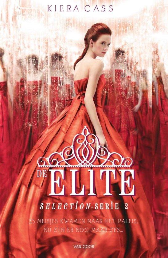 De elite - Kiera Cass |