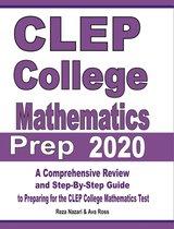 CLEP College Mathematics Prep 2020