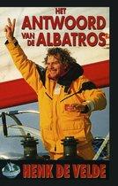 Boek cover Het antwoord van de albatros van Henk de Velde (Onbekend)