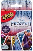 UNO Frozen 2 - Bordspel - 7 jaar en ouder